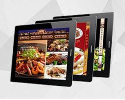 平板电子菜谱 - 天天美食餐饮软件 专注软件开发10年!
